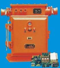 Mine explosion-proof and intrinsically safe vacuum electromagnetic starter, starter