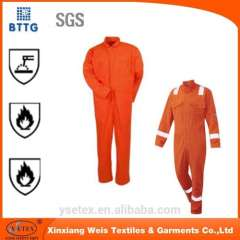 ysetex NFPA2112 good color fastness WHOLESALRE used wholesale used fire retardant clothing used for miners