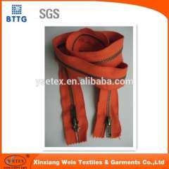 ysetex EN11612 China manufacture wholesale FLAME RETARDANT zipper for workwear