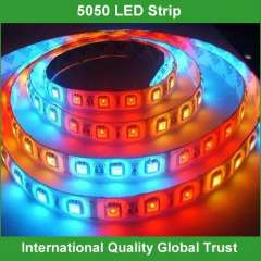 China factory wholesale led rgb strip 100m