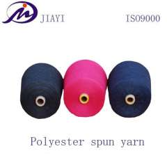 Polyester Colored Yarns Makers