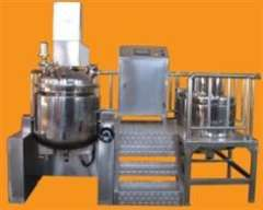 30-200l Vacuum Emulsifying Machine Zjr30-200