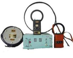 Mine sound and light signal devices