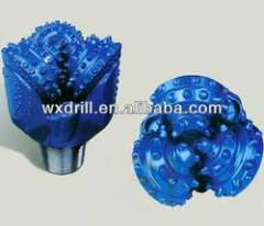 Roller Cone Rotary Tools Rock Drill Bit Used TCI Tricone Bit