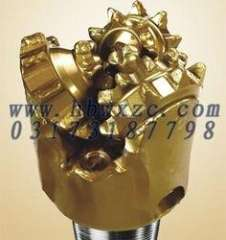 IADC 121 Kingdream Steel Tooth Three Cone Bit for Water Well
