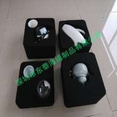 Ceramic teapot cups positioning shockproof cushion packaging foam lining