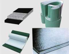 PVC fabric whole core flame retardant conveyor belt
