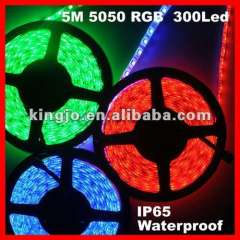 Colourful High Quality 5050 rgb led flexible strip light