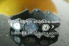 2012 special customized silicone bracelet