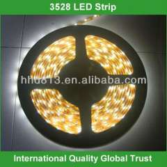 High quality warm white smd 3528 led strip