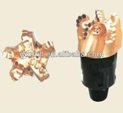 API Matrix\Steel Body PDC Bit For Well Drilling