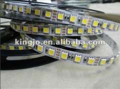 Non-waterproof 24V & 12v SZ maufacture 60led\m smd 3528 rgb led strip