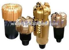 Diamond Oil Drilling PDC Drilling Bits For Water Well