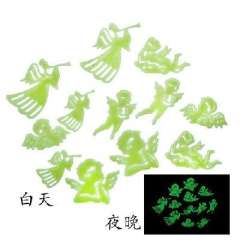 Full House luminous paste / bedroom wall stickers / ceiling paste - Angel