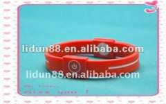 2012 special silicone energy women bracelet