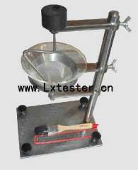 Powder flowability tester, angle of repose tester, ISO4324 Determination of angle of repose