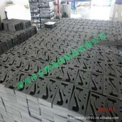 Low-density foam lined packaging molding | customized production of low density foam lined packaging