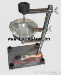 Angle of repose tester wholesale, Hainan repose angle measurement, angle of repose