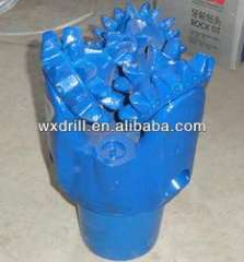 API IADC steel tricone bit for oil exploration