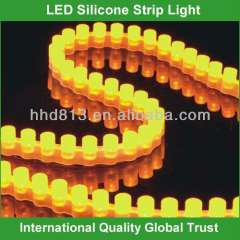 12v silicon waterproof flexible dip led strip