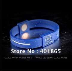 2012 new style healthy sillicone bracelet