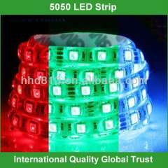 High quality 5050 led strip 300 leds rgb