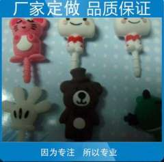 Wholesale iphone4S HTC mobile phone accessories dust plug | dust plug wholesale | Mobile dust plug