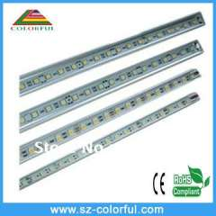 led rigid strip light Super brightness waterproof led bar light with CE RoHs certification