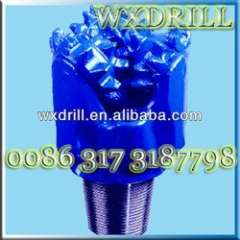 API IADC126 soft rock milled tooth drilling bit for water well drilling