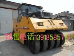 Supply Used XCMG XP261 tire rubber tire roller compactor