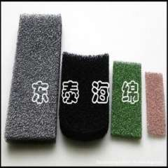 Supply filter sponge, filter sponge, filter sponge pistons, air filter sponge