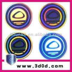 2012 hologram sticker in gifts &crafts