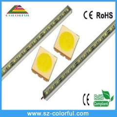 led rigid strip rgb high lumens led bar light with best price and quality