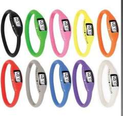 2012 new silicone watch