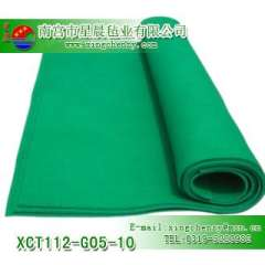 Supply of premium colored wool felt