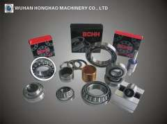Deep Groove Ball Bearing, chrome steel, ABEC1 6300, 6400, 6500...series BCHH brand