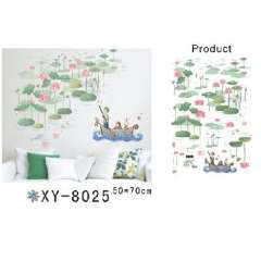 Magical removable | Wall stickers | boating among Dutch