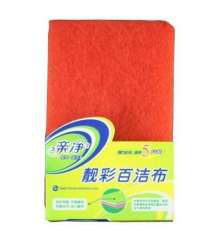 Splendid net pro scouring / cleaning cloth -5 Pack ( 791 / )
