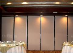 Specializing in the production of hotel folding screen | Activities cut off | rotatably foldable