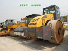 6-cylinder engine 21X25 iron three rollers for sale, Li Jie supply of used hydrostatic roller