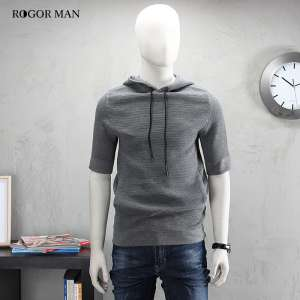 Autumn and winter lovers fitted cotton vest men and women vest jacket thickening Korean Slim Hooded cotton vest short paragraph