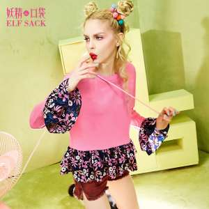 Big Kids girls 2016 spring cotton baby pants children's casual pants trousers new thin section of the Spring and Autumn Period