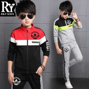 Autumn 2016 new men's long sleeve sweater boy Korean t young slim student dress wave