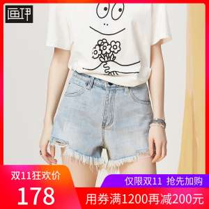 Men's suits Korean loose round neck short-sleeved T-shirt summer shorts fifth summer men's sports and leisure suits