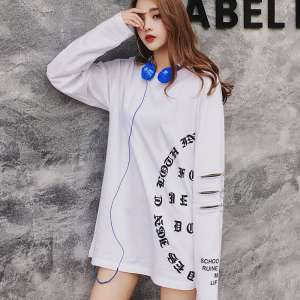 Girls in the children's clothing plus velvet thickening girls long-sleeved T-shirt autumn and winter bottoming shirt Korean version of the cartoon compassionate children's clothing