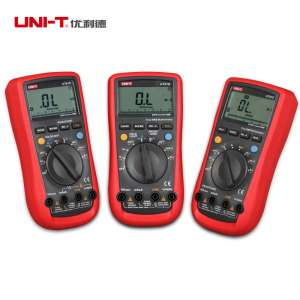 Excellent disposable digital multimeter automatic range UT61E high precision digital display table