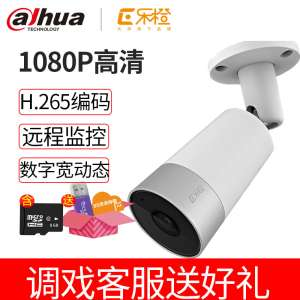 Dahua Le Orange TF1 wireless network camera outdoor waterproof mobile phone remote monitoring business home