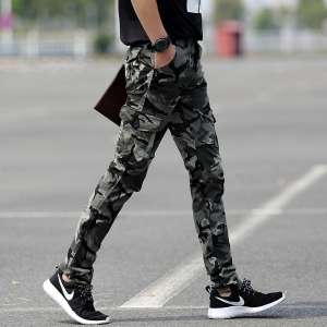 Summer men's casual pants camouflage pants pants pants pants pants pants pants pants pants
