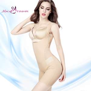 Body sculpting body piece clothing thin section of the abdomen waist waist body sculpting large size women's body piece of clothing postpartum body body underwear