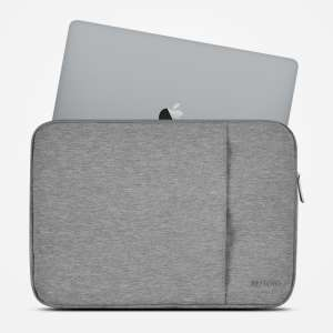 Apple laptop bag macbook air pro 13 liner package 15 protective cover 13.3 inch female mac